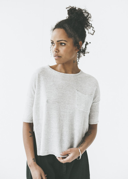Line Knitwear Eileen in Phantom
