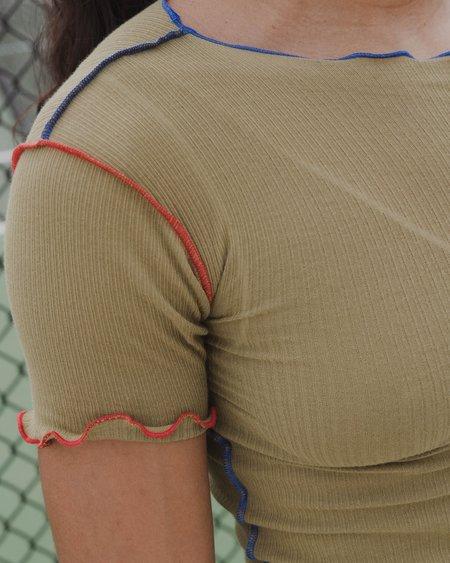 Baserange Vein Short Sleeve