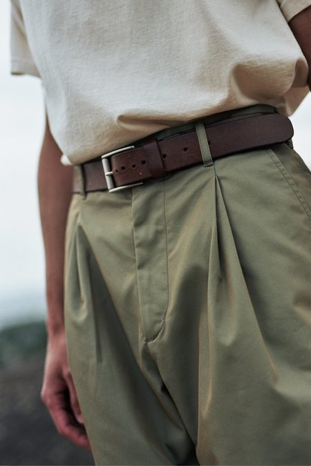 Engineered Garments PC Iridescent Twill WP Pant - Olive