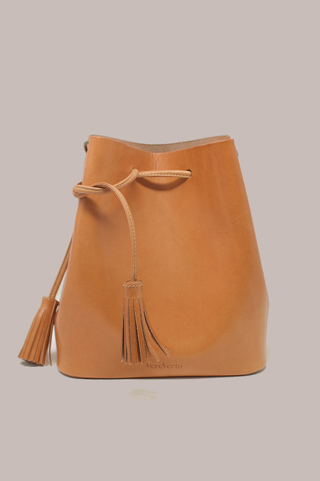 VereVerto Dita Bag in Honey