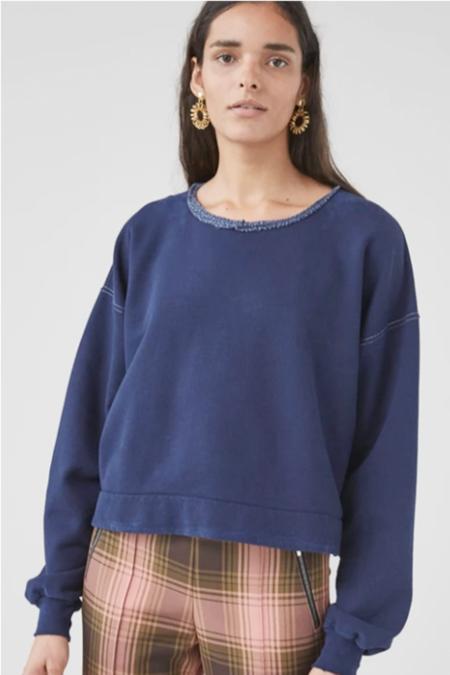 Rachel Comey Mingle Sweatshirt - Navy