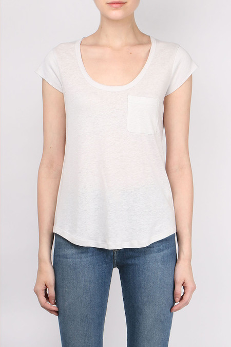 Brochu Walker Lane Scoop Tee