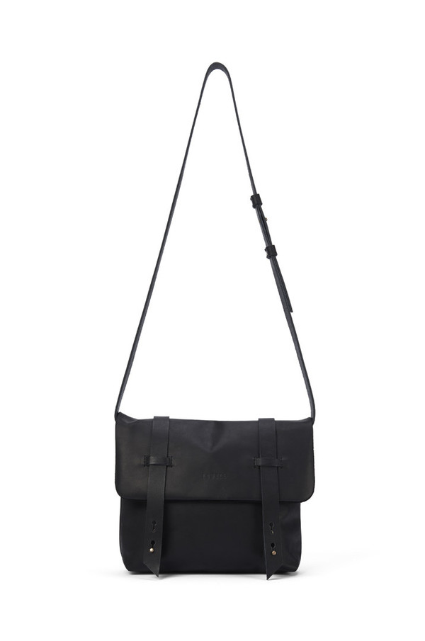 Lowell Bercy Nappa Leather - Black