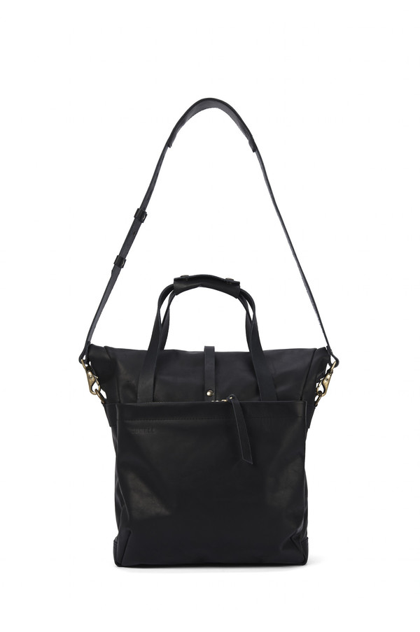 Lowell Mansfield Nappa Leather - Black