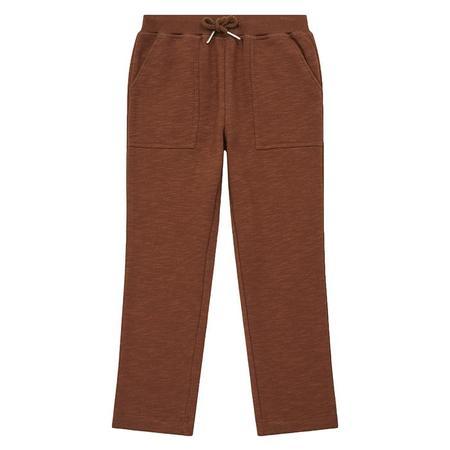Kids Bonton Child Tiyog Pants - Cinnamon Roll Brown