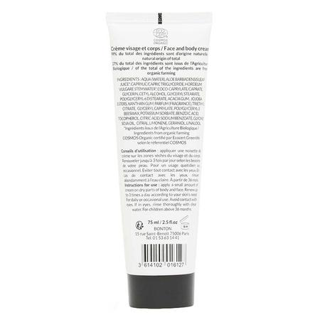 Bonton Rich Face And Body Cream 75ml - White