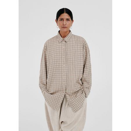 Monica Cordera Checkered Shirt - Nomad