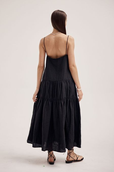 MARLE Vanessa dress - Black