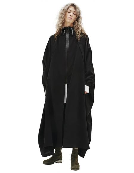 Y's Coat - Black