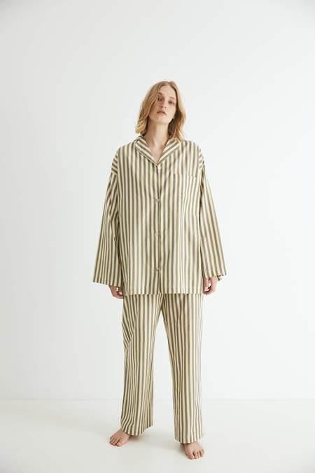 General Sleep Winona Set - Khaki Stripe