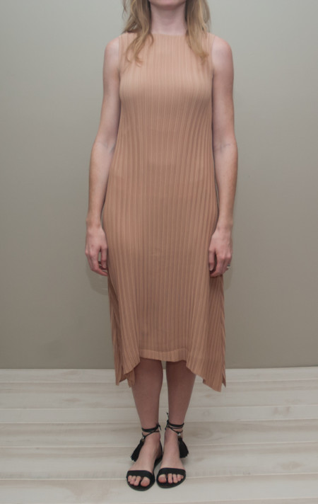 Objects Without Meaning knife pleat dress