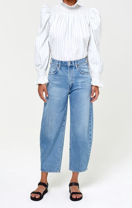 Citizens of Humanity Calista Curved Jean - Daydream