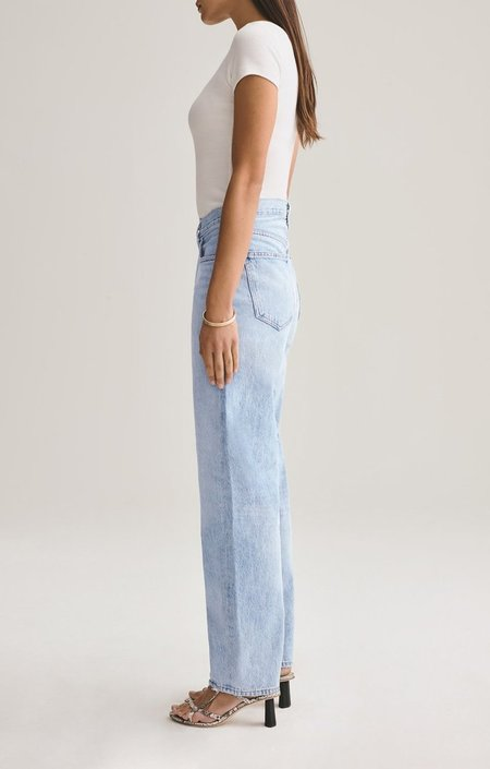 AGOLDE Criss Cross Upsized Jean - Suburbia