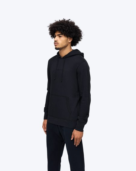 Reigning Champ Embroidered Pullover Hoodie