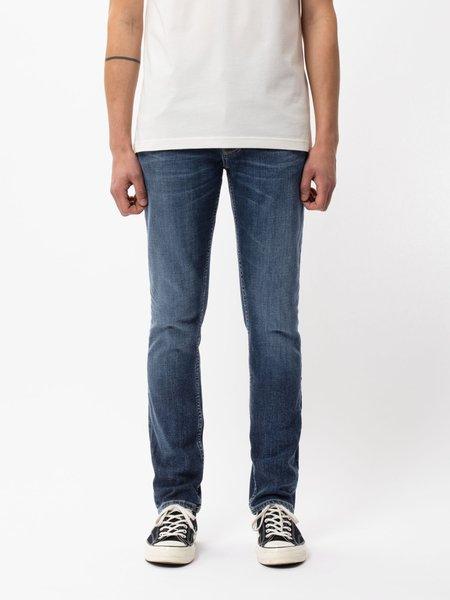 Nudie Jeans Grim Tim Jeans - Indigo Myth
