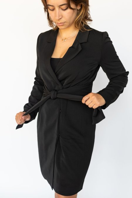 Inwear Kox Wrap Dress - Black