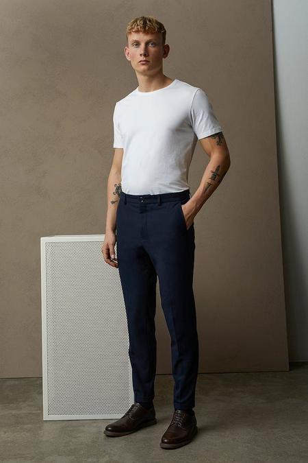 MATINIQUE Liam Pants - Dark Navy