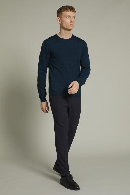 MATINIQUE Margrate Sweater - Wave Blue