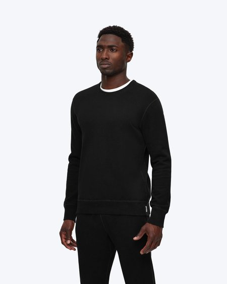 Reigning Champ Midweight Terry Long Sleeve Crewneck SWEATER