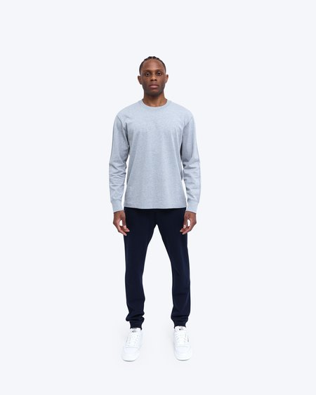 Reigning Champ Midweight Terry Slim Sweatpant - Navy
