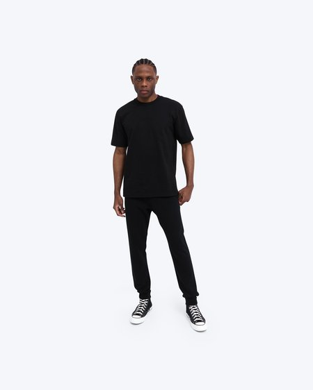 Reigning Champ Midweight Terry Slim Sweatpant - BLACK