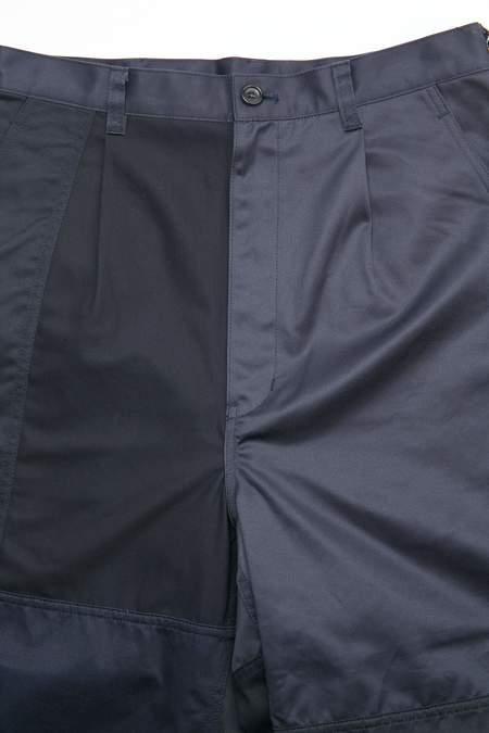 Comme des Garçons HOMME Chino Mix Pants - Navy