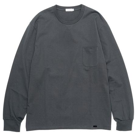 Nanamica Inc. Pullover Sweater - Charcoal