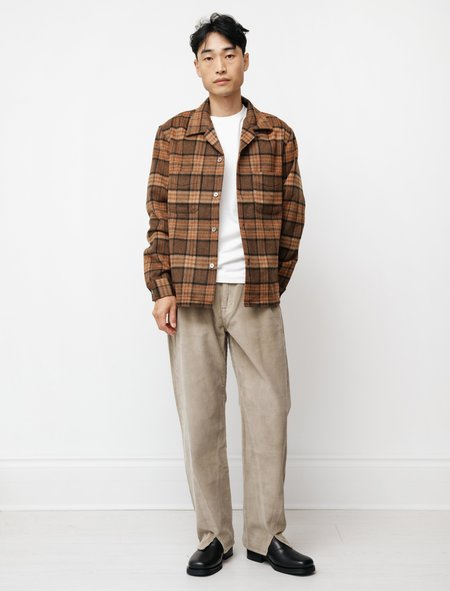 Our Legacy Sabot Cut Pant - Clay Grey Cord