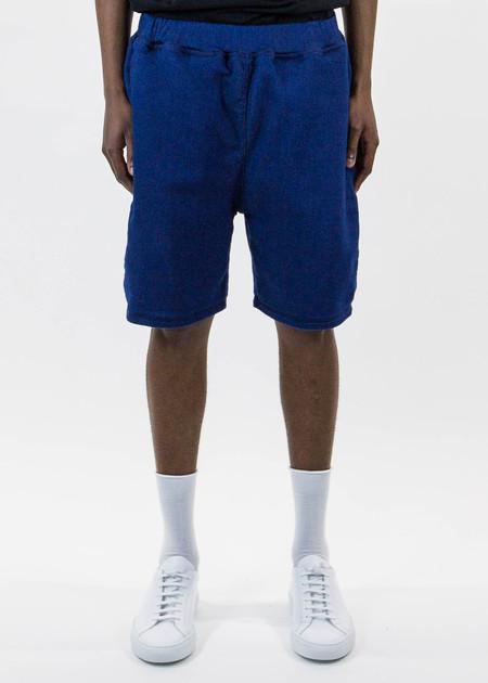 Etudes House Indigo Shorts