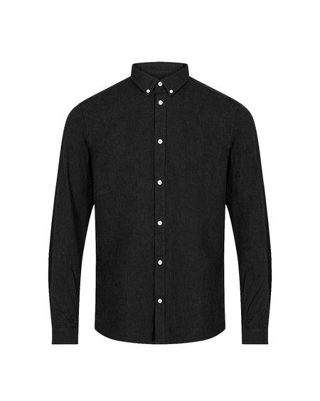 Minimum Jay 2.0 0063 Shirt - Black Melange