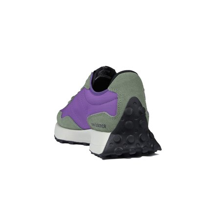 New Balance 327 Sneakers - Olive/Purple