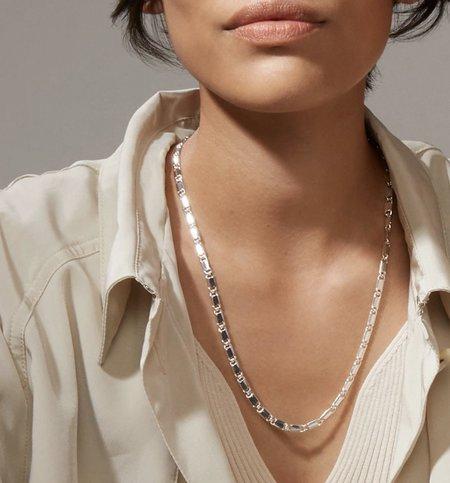 Jenny Bird Lou Chain - Silver