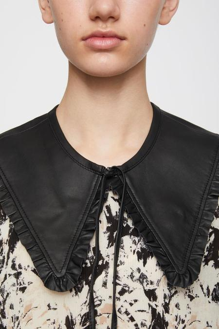 Just Female Roxy Collar - Black