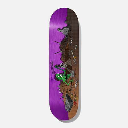 Kids Baker Rowan Wizardry Deck - Purple