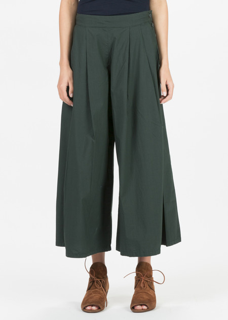 Labo.Art Cherico Pleated Wide Leg Pant