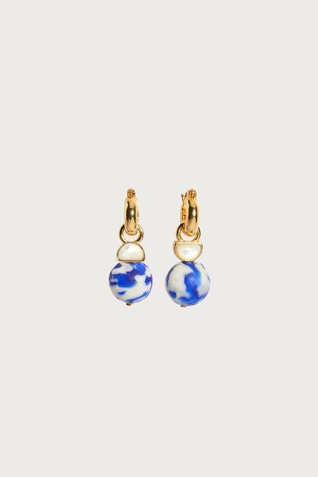Lizzie Fortunato Cyprus Earrings - Multi