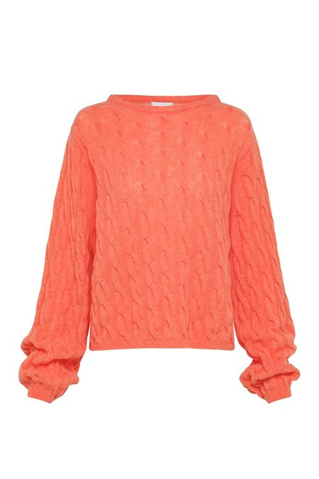 Forte Forte Gauze Roundneck Sweater - Alba