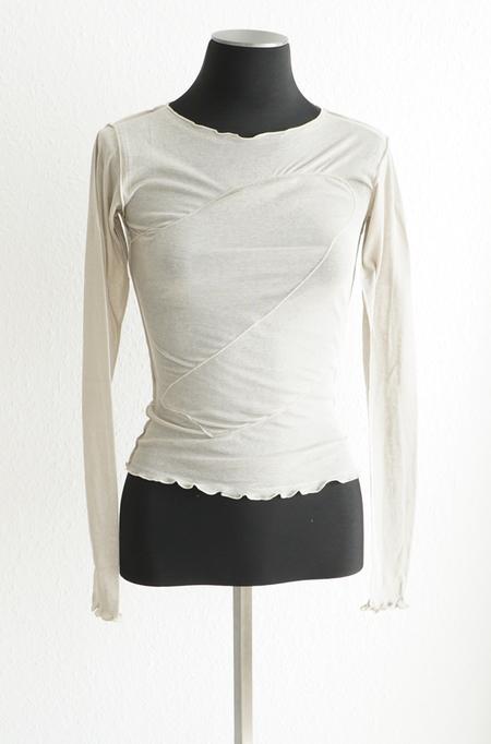 Baserange Mitrovica Long Sleeve - Z Ball Grey