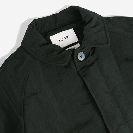 Kestin Brae Padded Lined Mac - Black