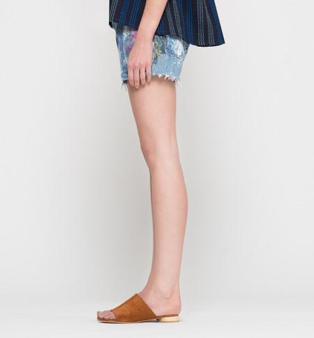 Rialto Jean Project Vintage Denim Shorts