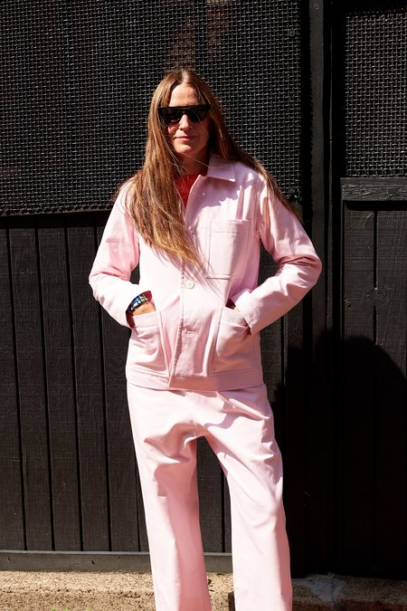 Sofie D'Hoore Ostend Jacket - Blossom Pink