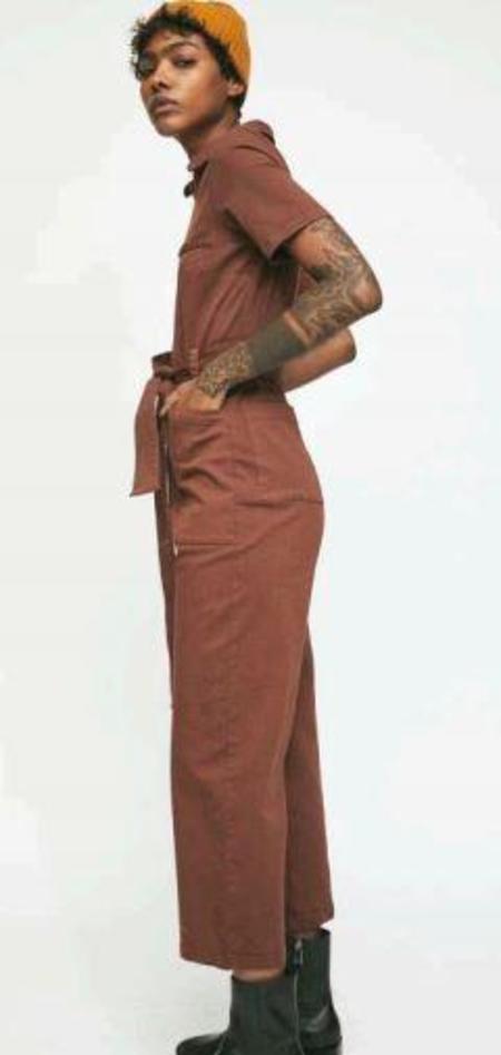 Rita Row Lis Jumpsuit - Henna