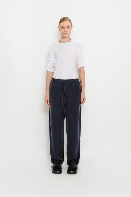 UMA Raquel Davidowicz Silk Long Pants - Codorna