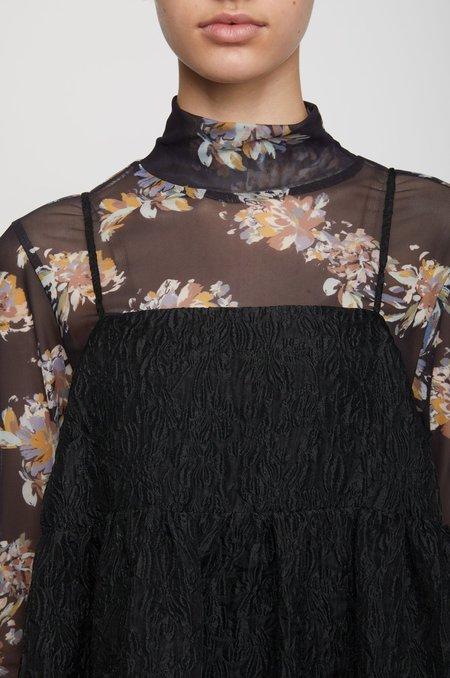 Just Female Leia Strap Dress - black