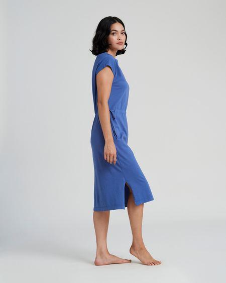 Calder Blake Barbara Dress - Sea Blue