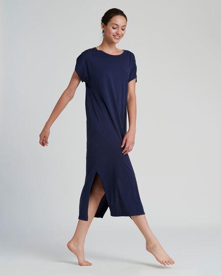 Calder Blake Suria Dress - Navy