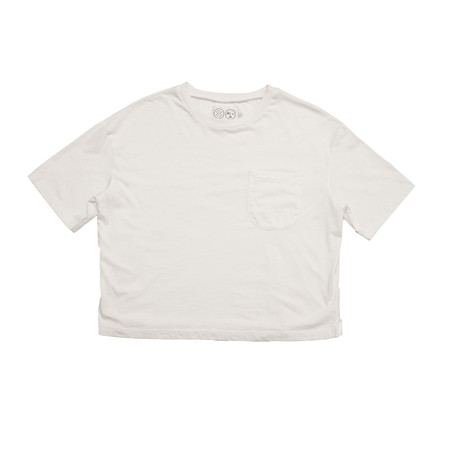 Olderbrother Short Tee - White