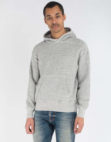 National Athletic Goods Pullover Parka Grey Haze