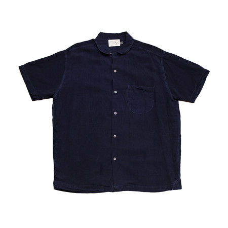 Olderbrother Geri Shirt - Indigo