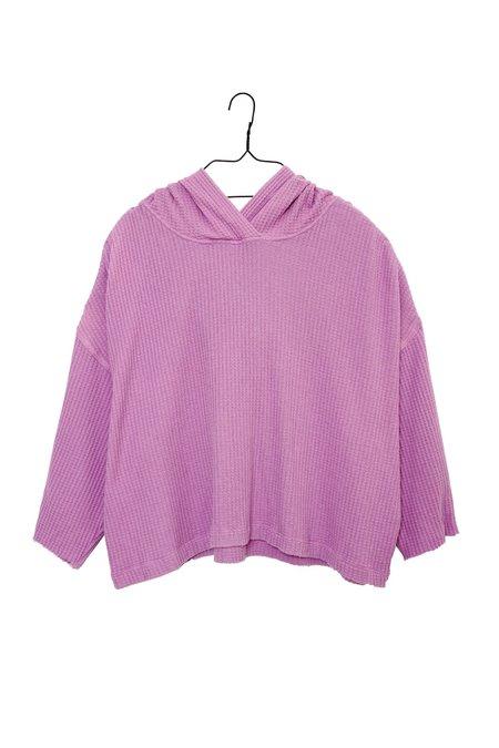 Aquarius Cocktail HONEY sweater - purple